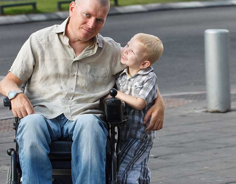 Auxiliary Social Security Benefits for Minor Children with Disabled Parents