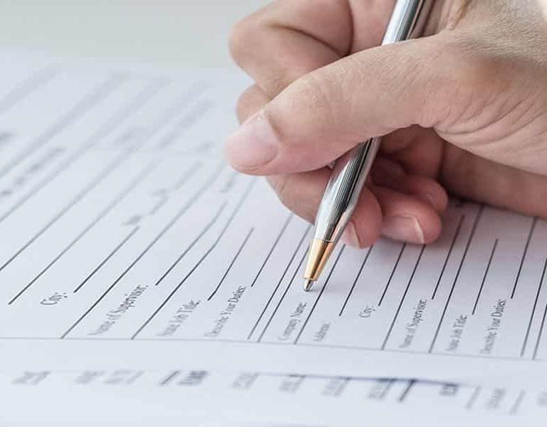 Date Last Insured SSDI Form